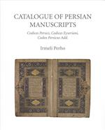 Catalogue of Persian Manuscripts (Comdc Series)