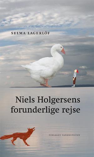 Bog, indbundet Niels Holgersens forunderlige rejse af Selma Lagerlöf