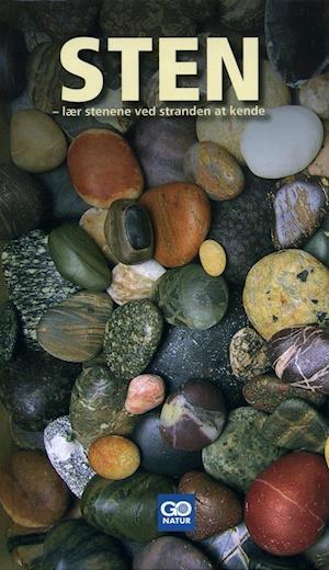 Bog indbundet Sten - lær stenene på stranden at kende af Ellen Merete Dyhr-Larsen