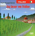 Jeg læser om Italien (Jeg læser om lande)