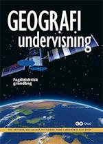 Geografiundervisning af Hanne L. Jørgensen, Klaus Bruun., Niels Kjeldsen