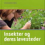 Insekter og deres levesteder (Undersøg)