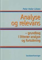 Analyse og relevans