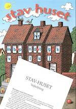 STAV huset - plakat & vejledning
