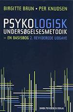 Psykologisk Undersøgelsesmetodik