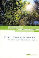 Etik i organisationer af Gitte Haslebo