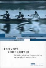 Effektive ledergrupper (Erhvervspsykologiserien)