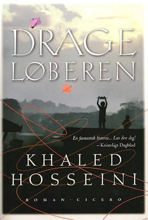 Bog, indbundet Drageløberen af Khaled Hosseini