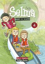 Seje Selma ror i kano (Seje Selma 4)