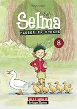 Seje Selma passer på dyrene (Seje Selma 8)