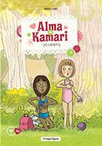Alma og Kamari - på camping