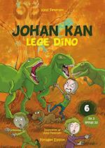 Johan kan - lege dino (Johan kan 6)