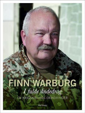 Bog hardback I fulde åndedrag af Finn Warburg