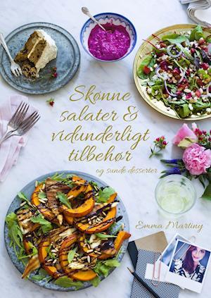 Bog, hardback Skønne salater & vidunderligt tilbehør af Emma Martiny