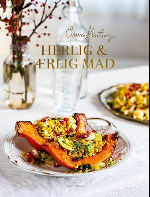 Bog, indbundet Herlig & ærlig mad af Emma Martiny
