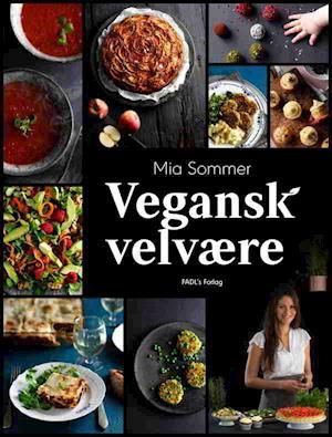 Bog, indbundet Vegansk velvære af Mia Sommer