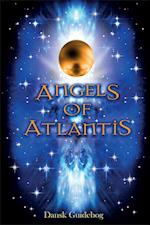 Angels of Atlantis Oracle sæt med dansk guidebog