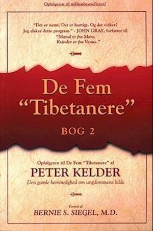 Bog paperback De Fem Tibetanere bog 2 (2. udgave) af Peter Kelder