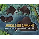 Jungle og savanne