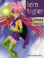 Børn tegner manga shoujo