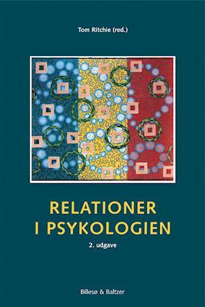 Relationer i psykologien af Preben Bertelsen, Stig Brostrøm, Jo Krøjer