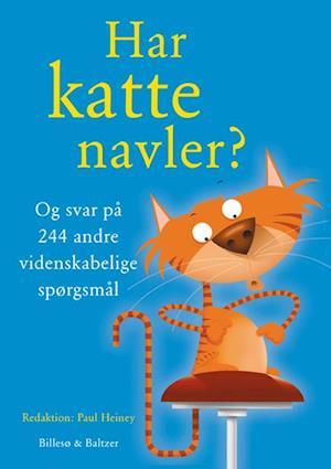 Har katte navler? af Paul Heiney