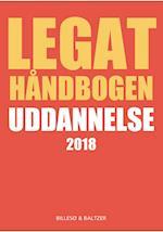 Legathåndbogen uddannelse 2018 af Per Billesø, Berit Jylling