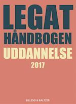 Legathåndbogen Uddannelse 2017 af Berit Jylling, Per Billesø