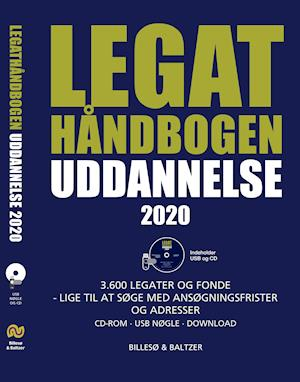 Legathåndbogen uddannelse 2020 CD-ROM og USB