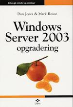 Windows server 2003 opgradering