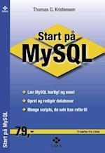Start på MySQL (IT-hæfter fra Libris)