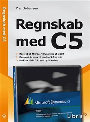Bog, hæftet Regnskab med C5 af Dan Johansen