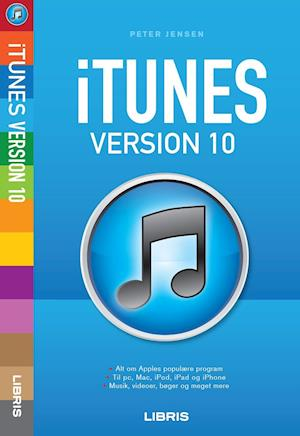 Bog, hæftet iTunes version 10 af Peter Jensen