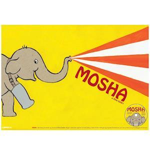Mosha lille gratis plakat