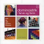 Domino-strik i farve og form