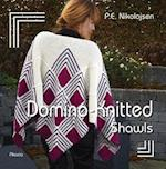 Domino-Knitted Shawls