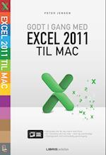 Godt i gang med Exel 2011 til Mac af Peter Jensen