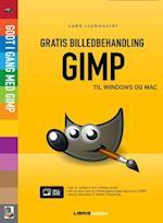 Gratis billedbehandling med GIMP (Lær det selv - Visuel guide)