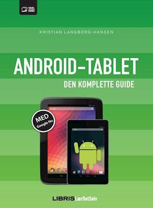 Bog hæftet Android-tablet af Kristian Langborg-Hansen