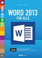 Word 2013 for alle (Lær det selv - Visuel guide)