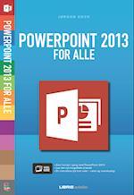 Powerpoint 2013 for alle (Lær det selv - Visuel guide)