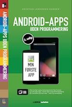 Android-apps uden programmering