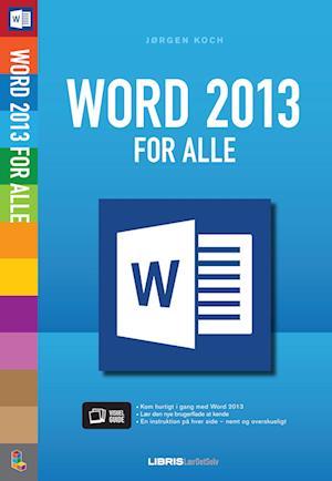 Word 2013 af Jørgen Koch