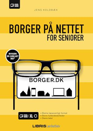 Borger på nettet for seniorer af Jens Koldbæk