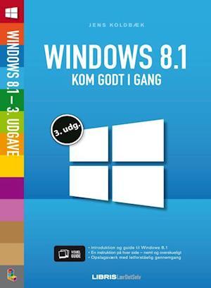 Bog, hæftet Windows 8.1 - kom godt i gang af Jens Koldbæk