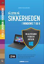Få styr på sikkerhed i Windows 7 og 8