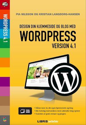 Bog hæftet WordPress af Kristian Langborg-Hansen Pia Nilsson