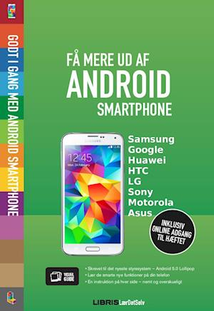 Bog, hæftet Godt i gang med Android smartphone - 5.0 Lolipop fejl oprettet