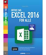 Excel 2016 for alle (Lær det selv - Visuel guide)