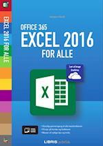 Excel 2016 for alle (Lær det selv)